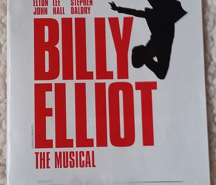 An Historian About Town: Billy Elliot!