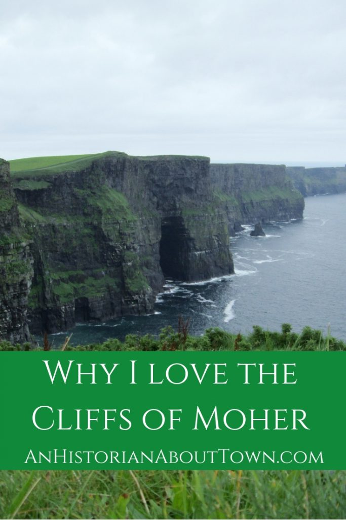 Cliffs of Moher, IE