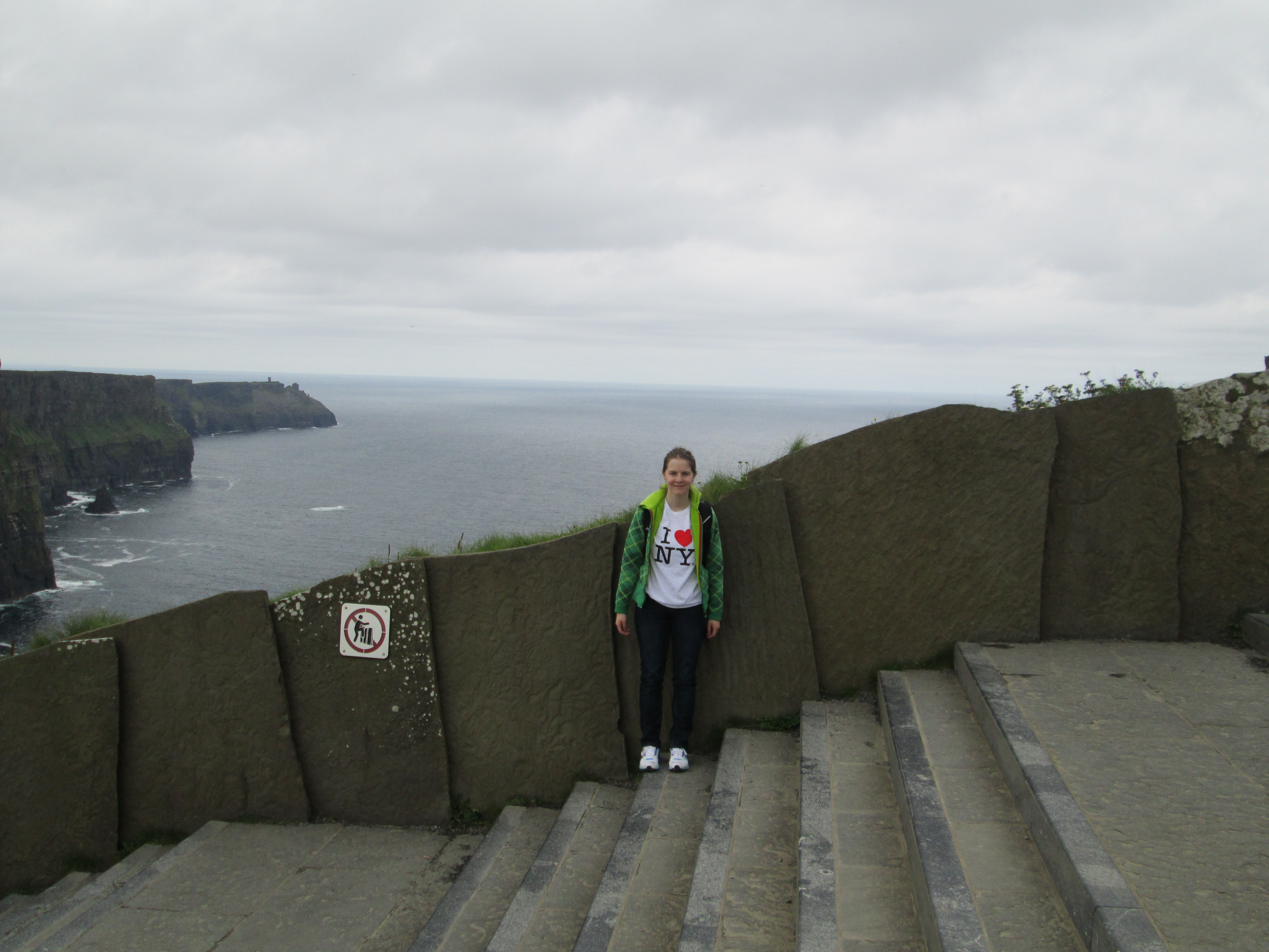 Cliffs of Moher Me