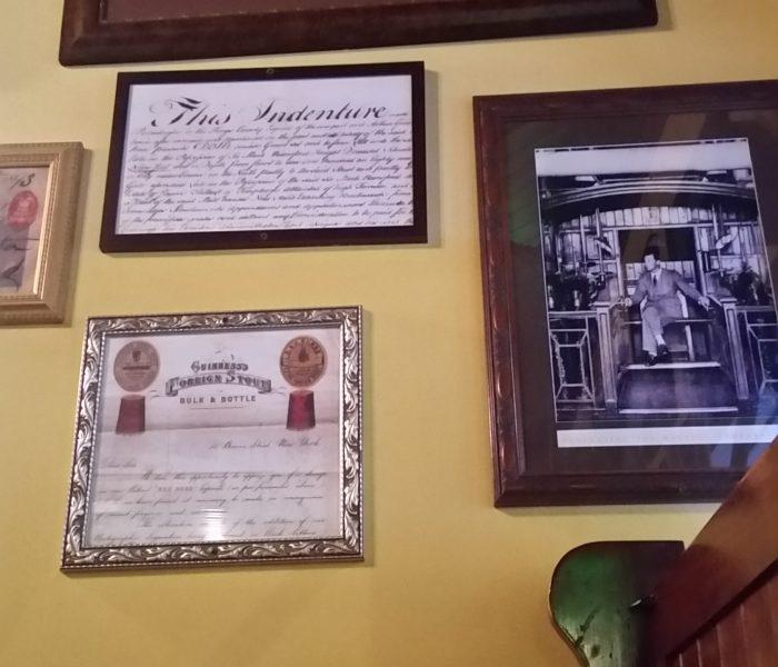 Favourite Places, St. James' Pub (Banff)