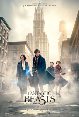 Fantastic Beasts and Where to Find Them IS Fantastic