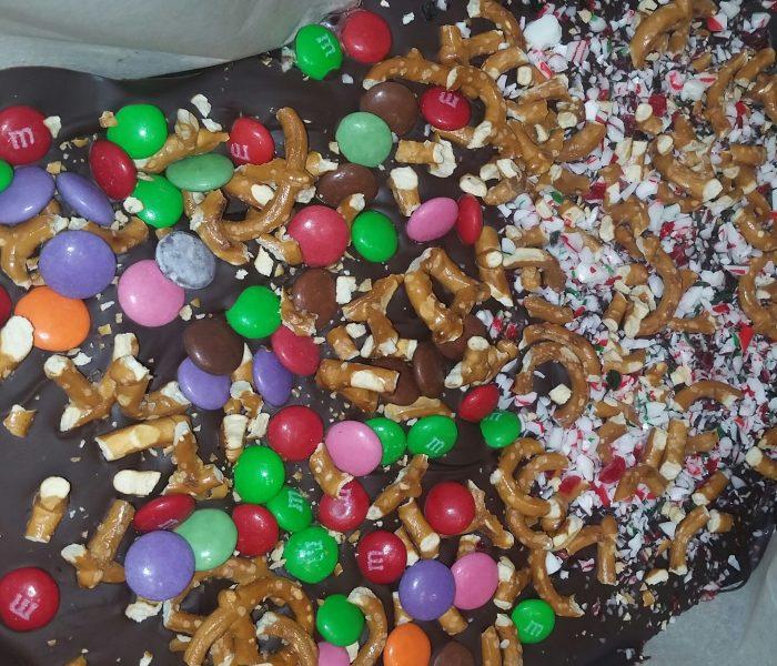 DIY/ Recipe Trial: Chocolate Bark