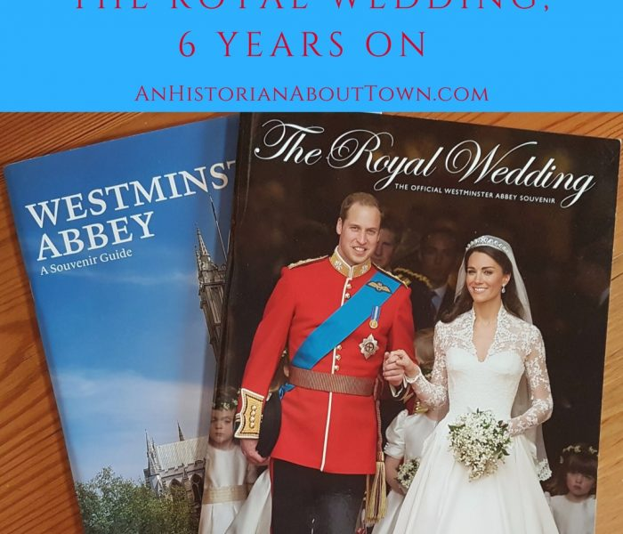 The Royal Wedding, 6 Years On….