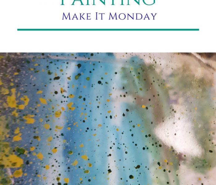 Make It Monday- Watercolour Painting