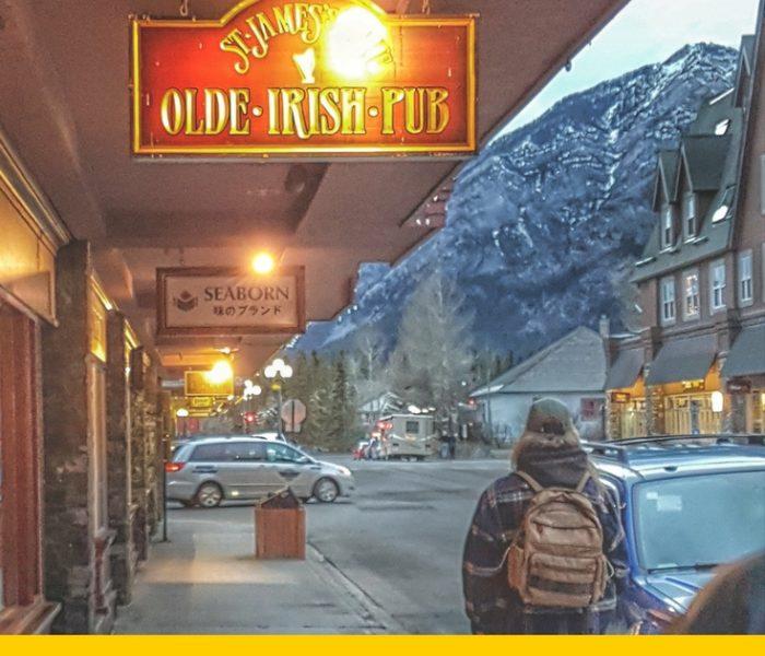 Banff Restaurants, Travel Thursday