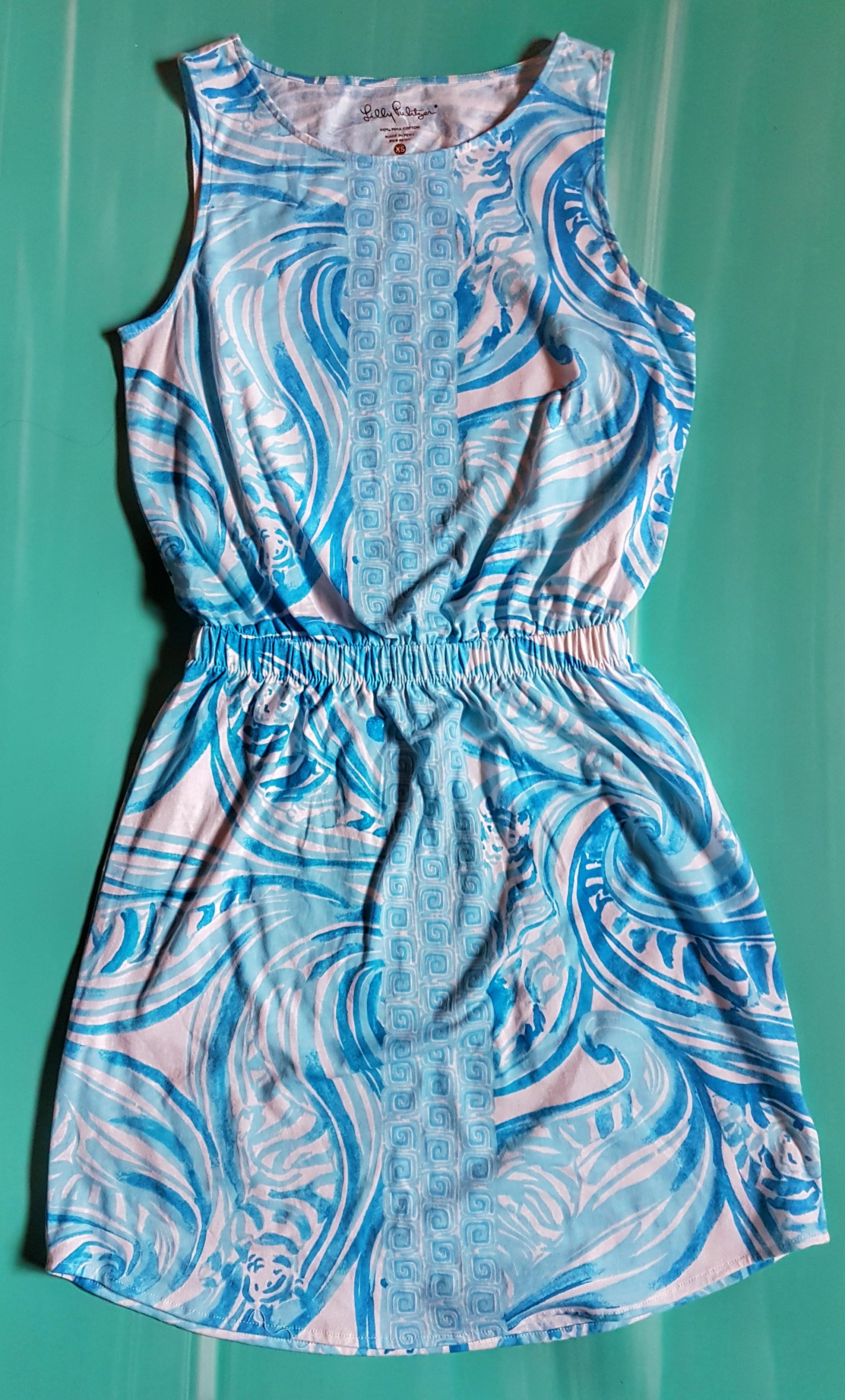 Lilly Pulitzer Windward Dress