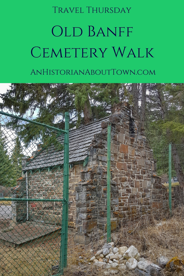 Old Banff Cemetery Walk