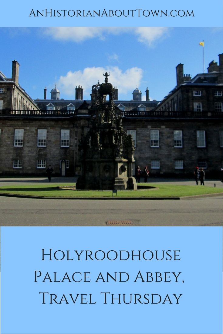 Holyroodhouse Travel Thursday