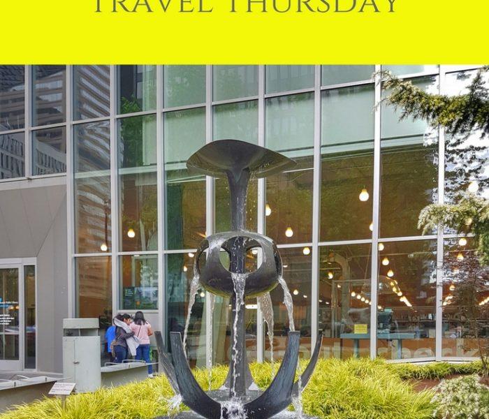 Seattle Public Library, Travel Thursday
