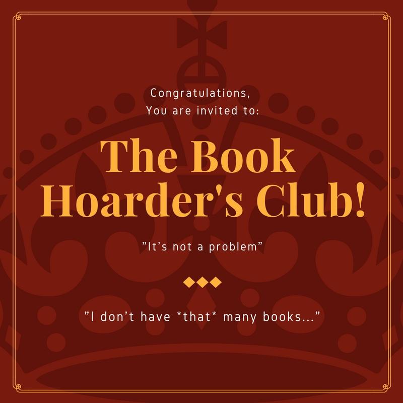 Book Hoarder's Club