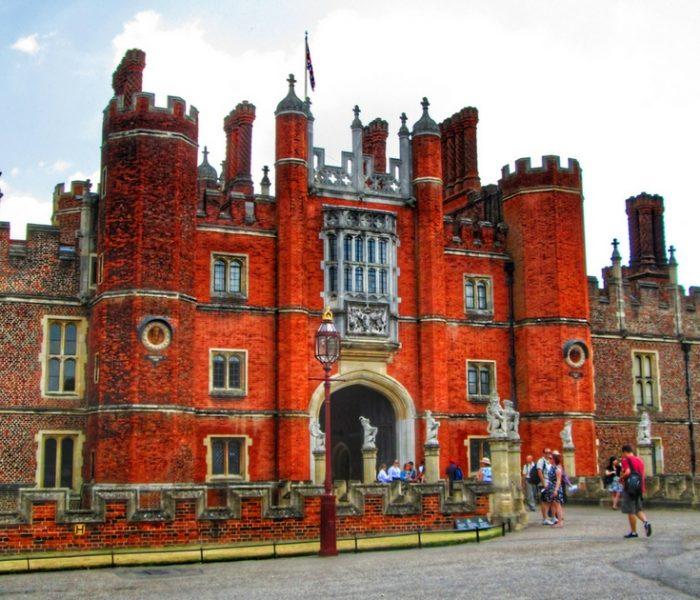 Favourite Places, Hampton Court Palace