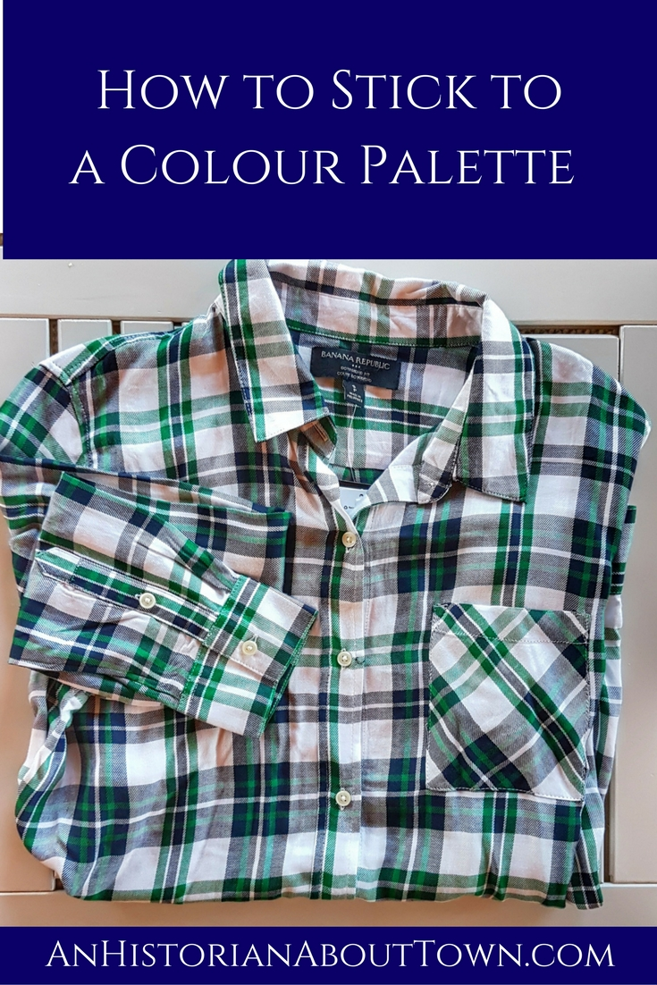 Sticking to a Colour Palette, Style File Friday