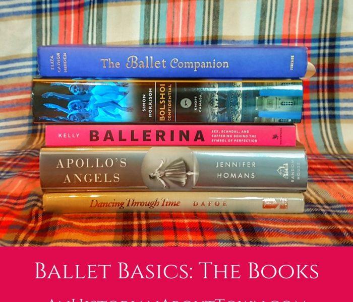 Ballet Basics: The Books