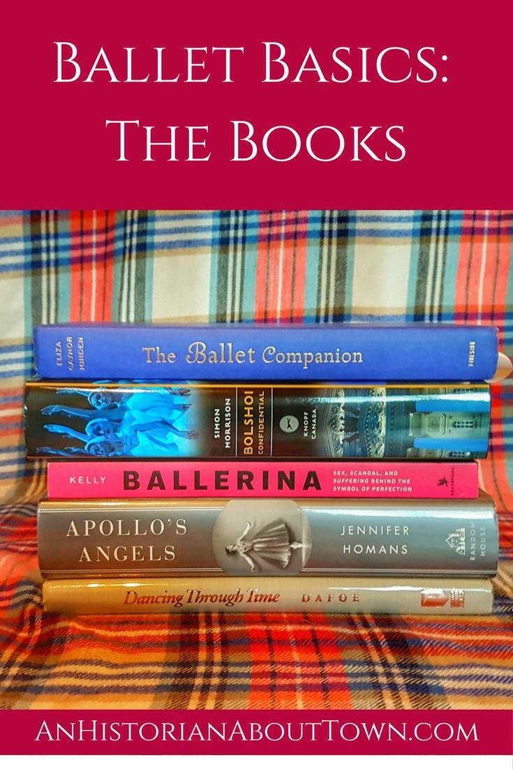 Ballet, dance, history, books