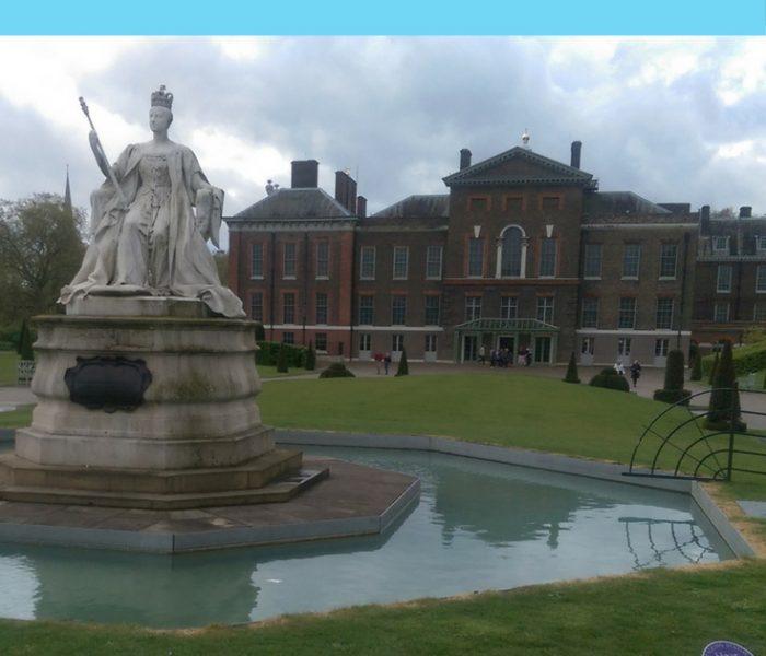 An Historian About Kensington Palace