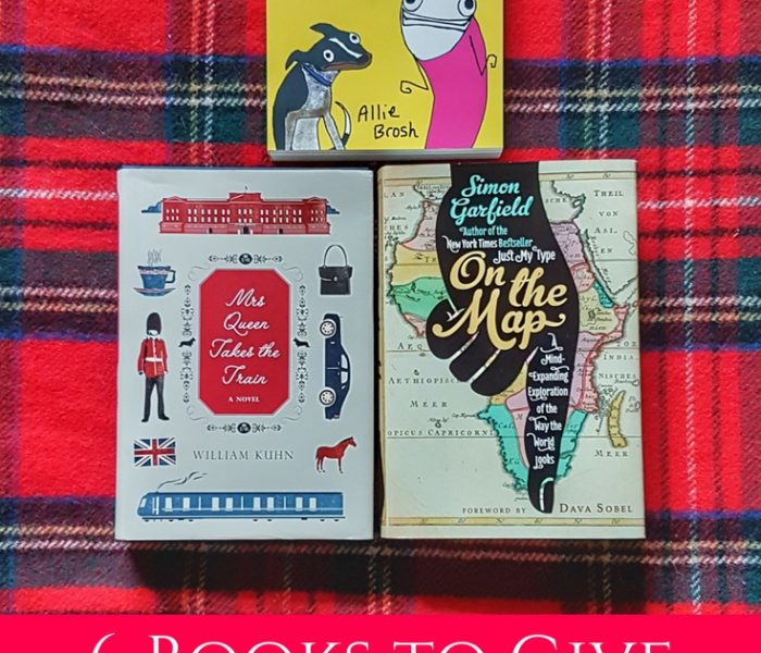 6 Books to Give to Anyone, Blogmas