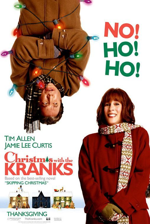 Christmas with the Kranks holiday movie