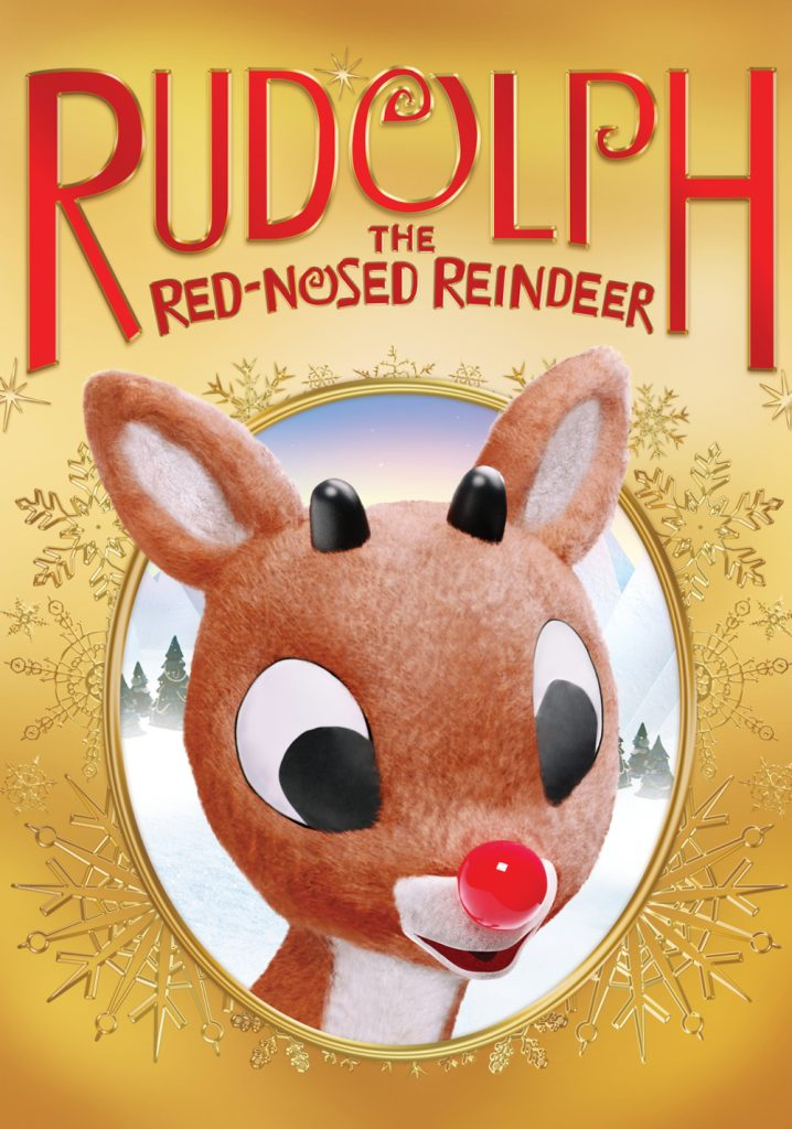 Classic 1964 Claymation Rudolph the Red-Nosed Reindeer Movie