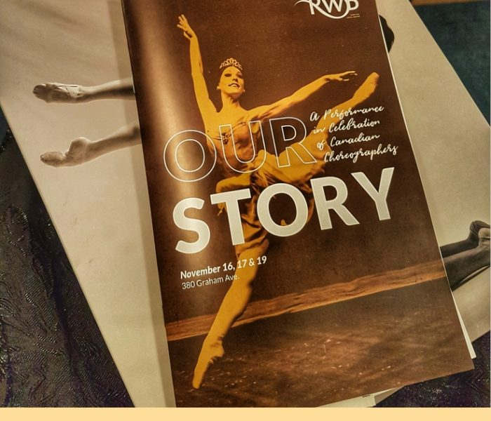 The Royal Winnipeg Ballet's Our Story