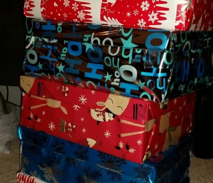 The Shoebox Project… My Favourite Time of the Year!