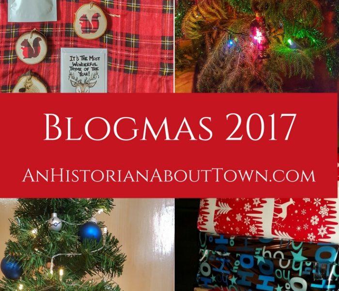 BLOGMAS 2017: IT'S HAPPENING