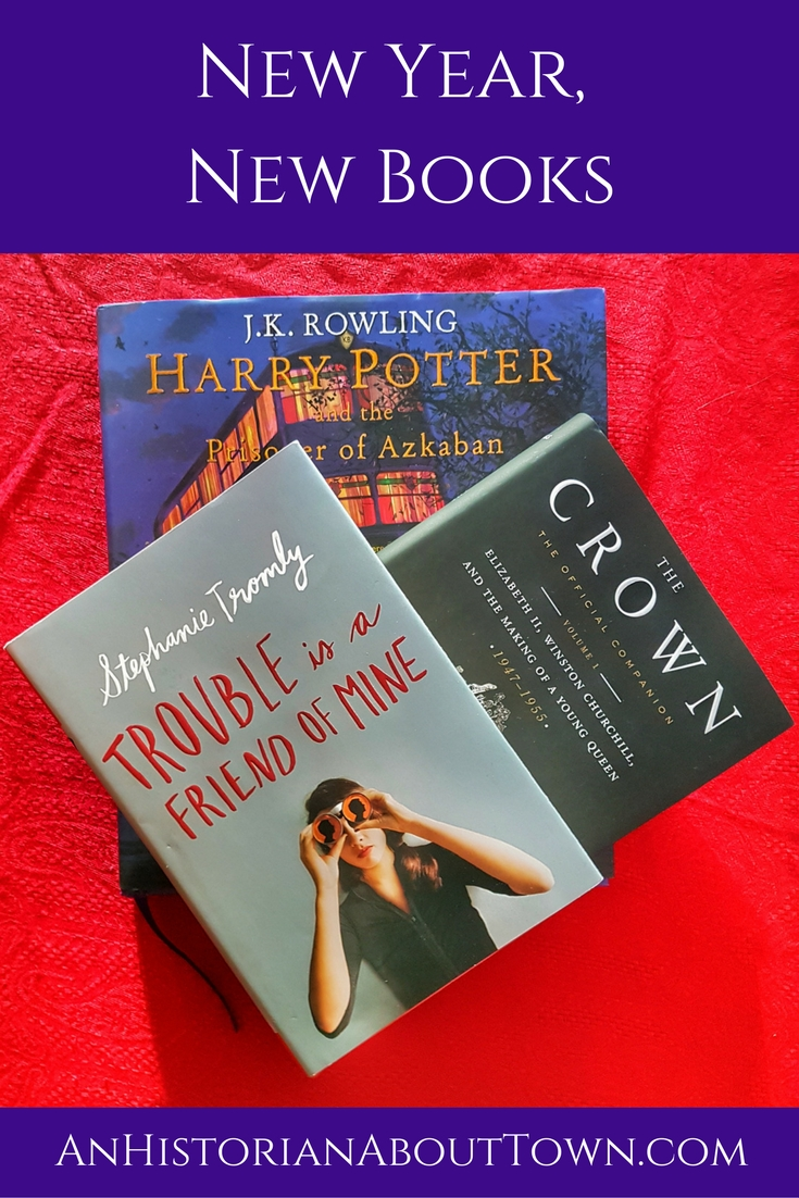 New Year, New Books