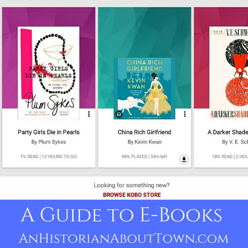 Kobo vs. Kindle vs. Google Play Books: A Guide to eBooks