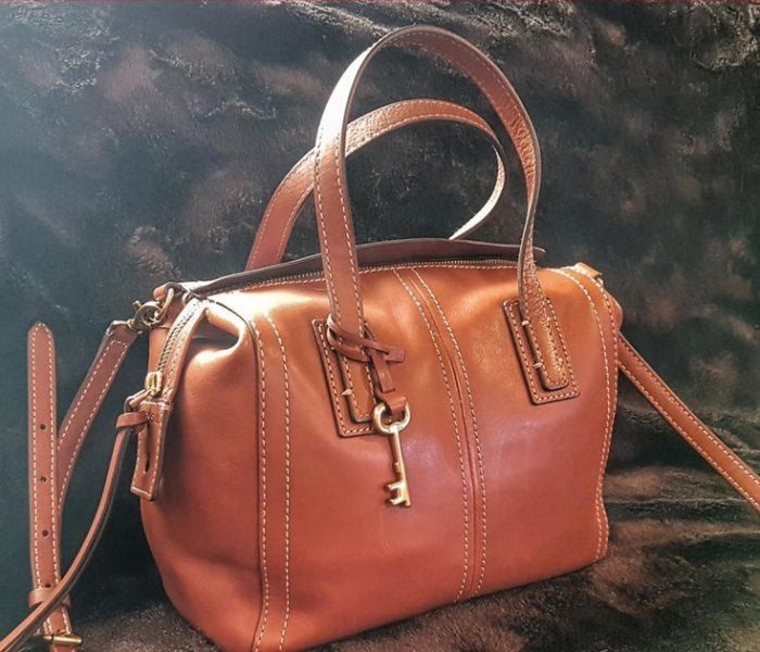 Fossil Emma Satchel Review, Style File Friday