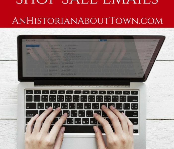 6 Smart Ways to Shop Sale Emails, Style File Friday