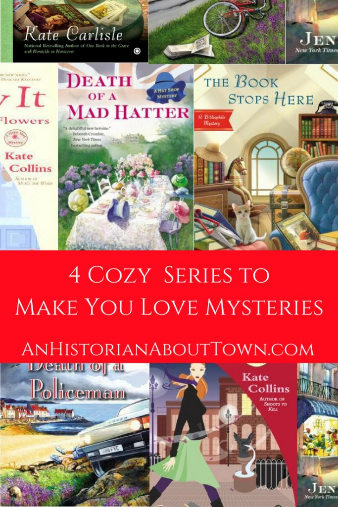 4 Cozy Series to Make You Fall in Love With Mysteries