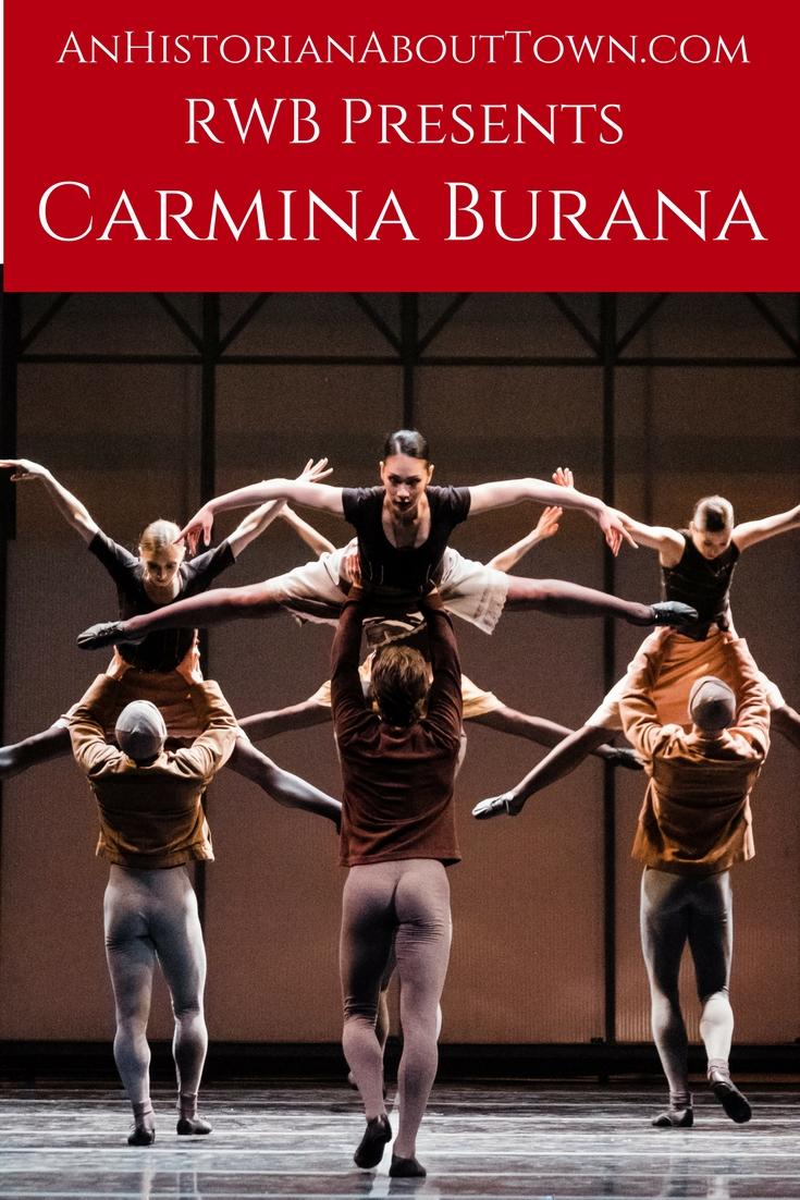 RWB Carmina Burana