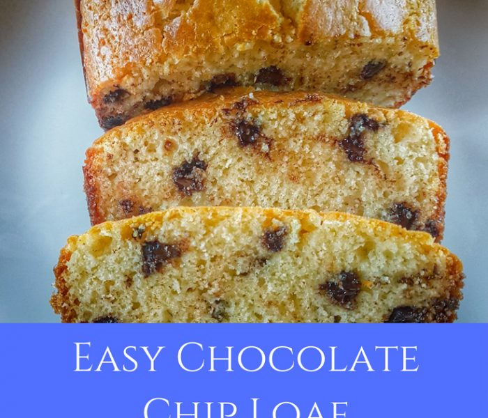 Chocolate Chip Loaf, Make It Monday