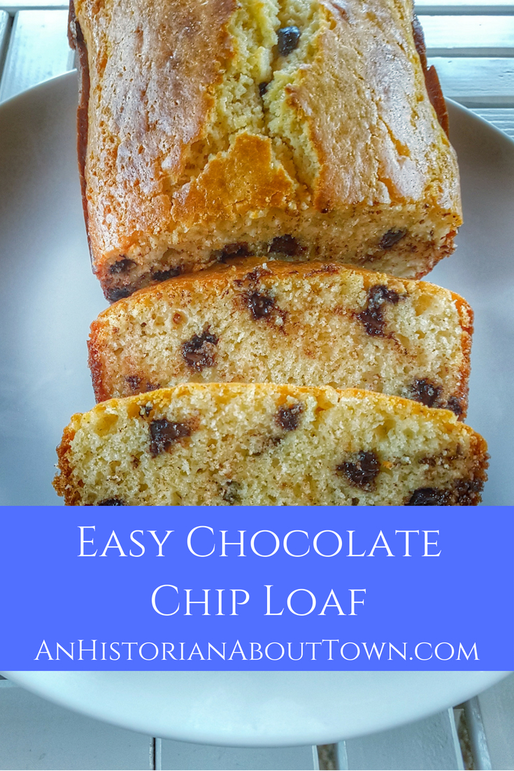 Easy Chocolate Chip Loaf