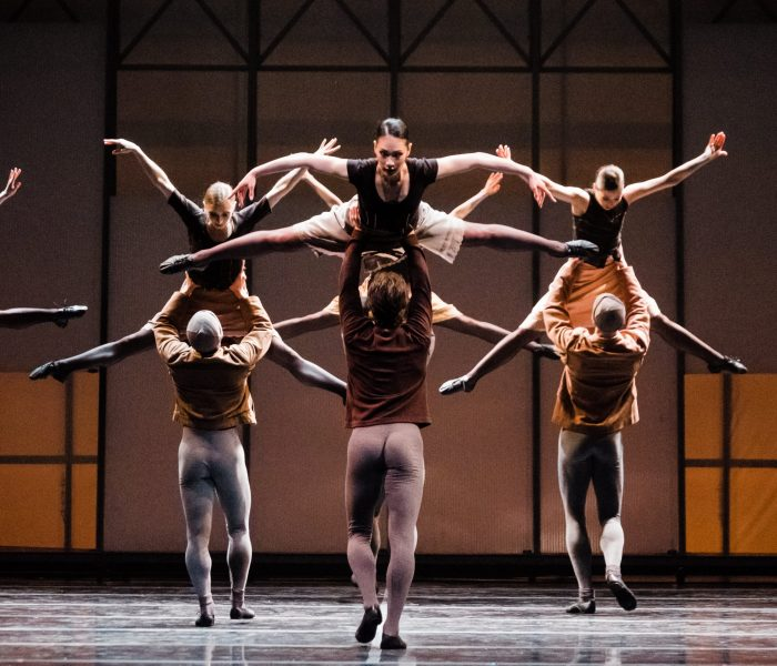 The Royal Winnipeg Ballet's Carmina Burana