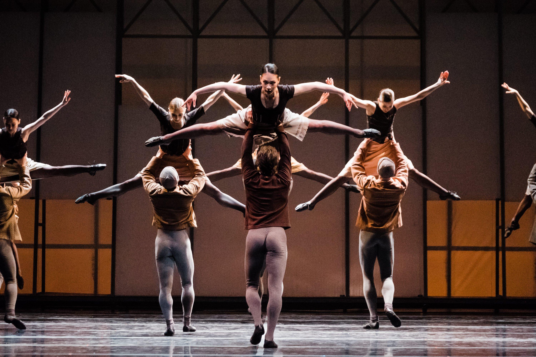 RWB Company Dancers; photo by Daniel Crump