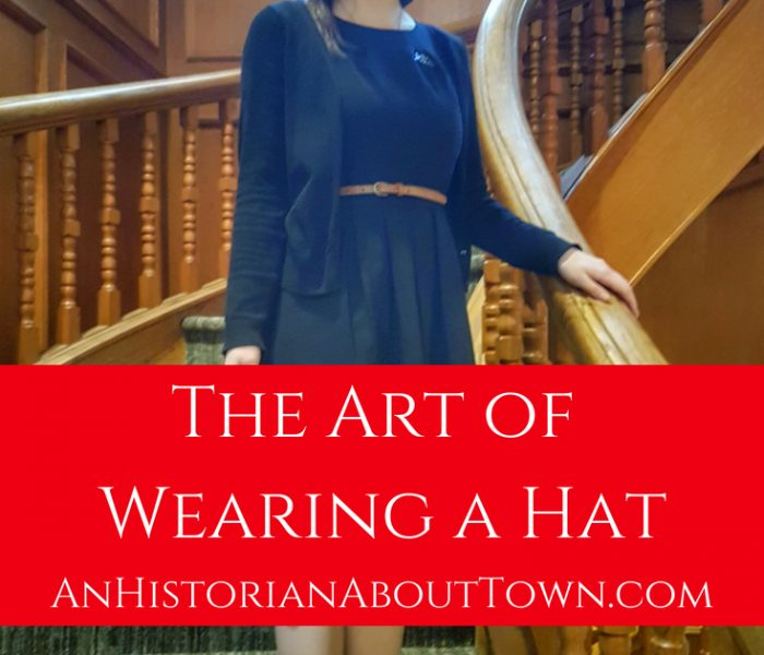 The Art of Wearing a Hat, Style File Friday