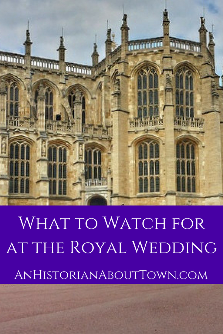 What to Watch forat the Royal Wedding