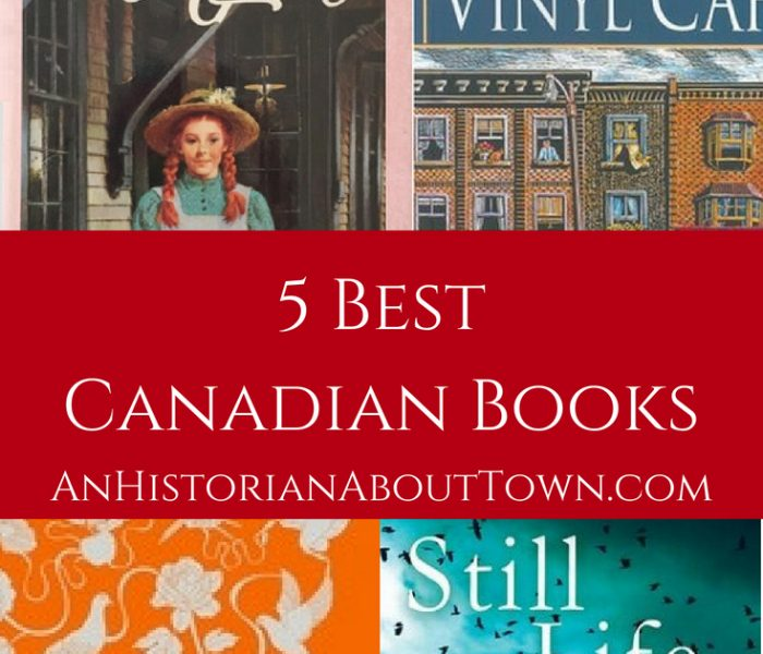 The 5 Best Canadian Books to Channel Your Inner Canadian