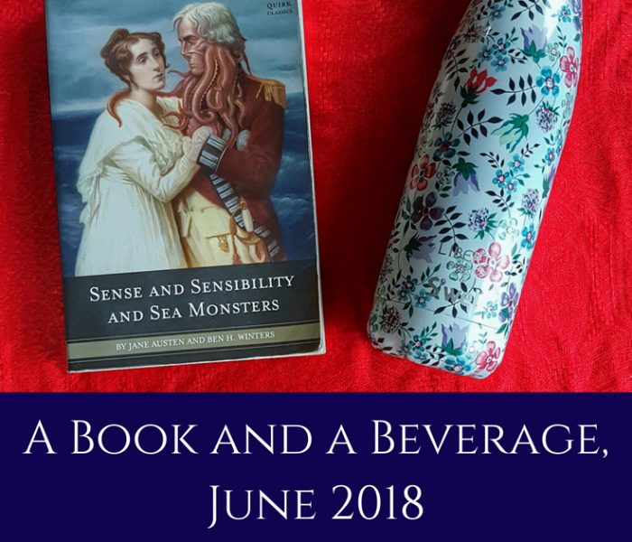 A Book and a Beverage, June 2018