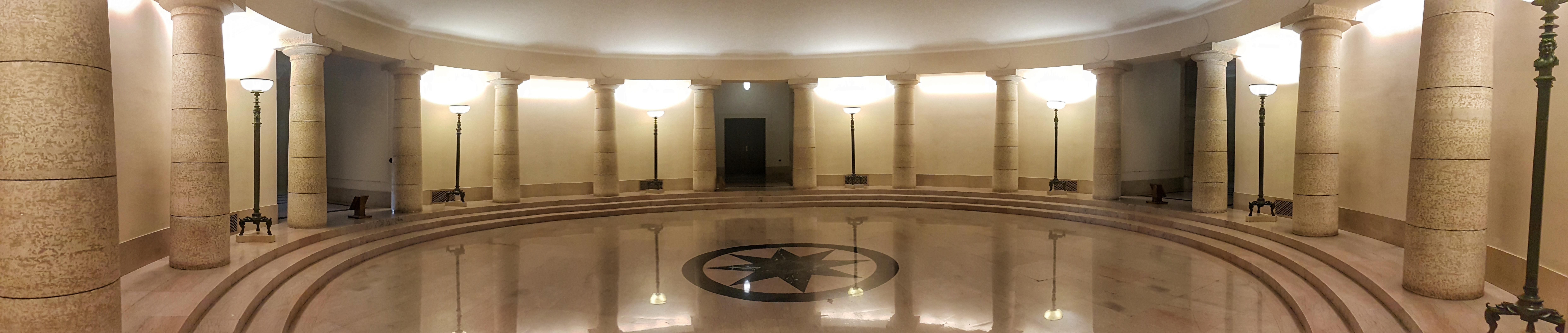 Manitoba Legislative Building Room of the Black Star