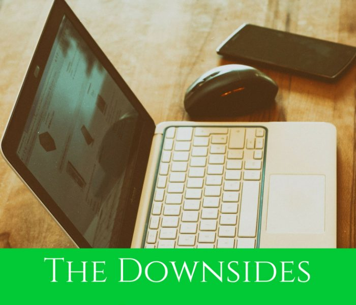 The Downsides of Blogging (Plus a few updates)