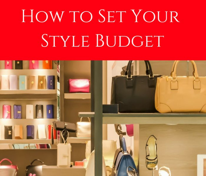 How to Set Your Style Budget