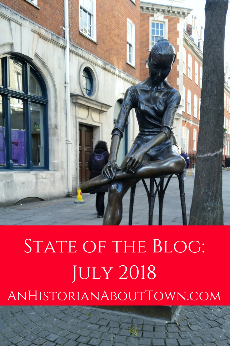 State of the Blog, July 2018