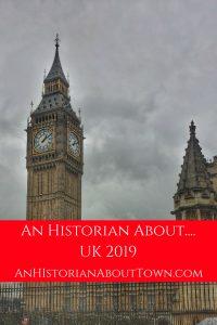 UK travel 2019