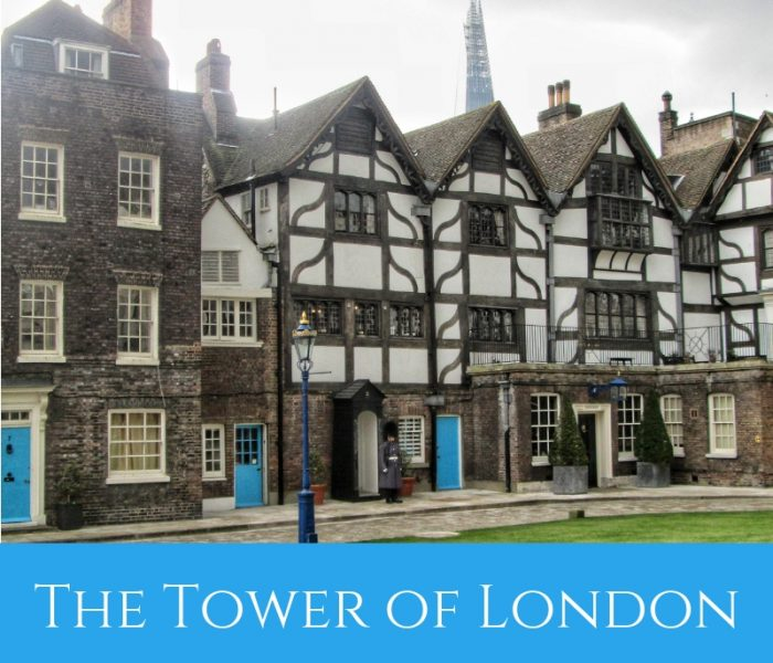 Favourite Places, Tower of London