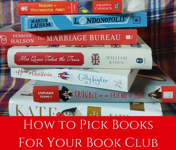 How to Pick a Book for Your Book Club