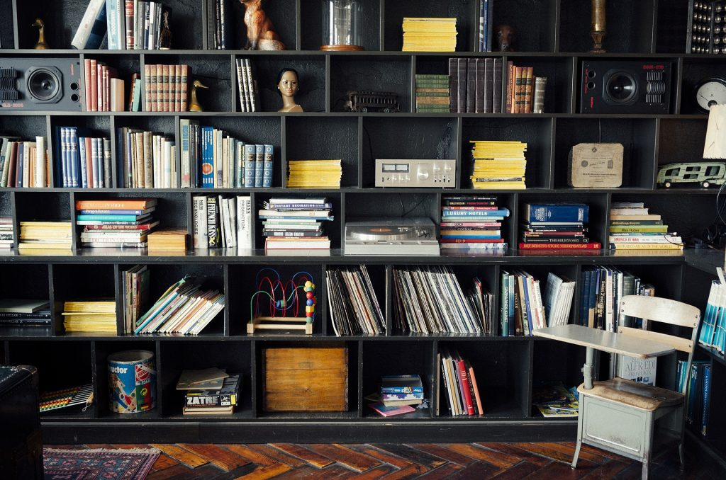 Creating Your Library At Home