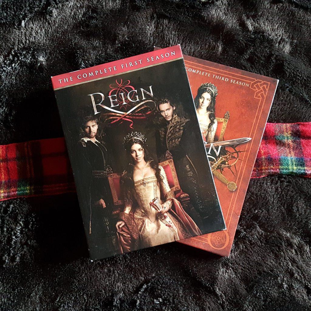 Television show Reign Boxsets