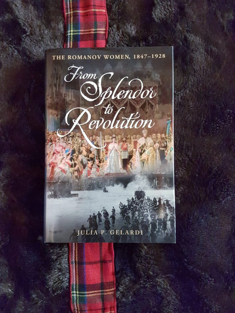 Julia P. Gelardi's From Splendour to Revolution