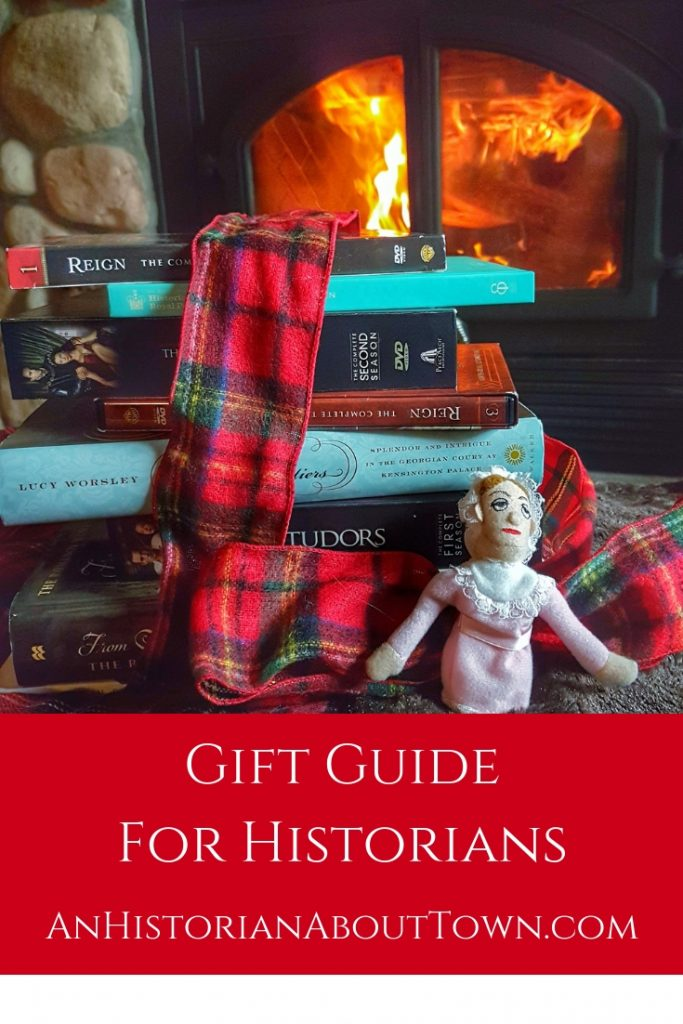 Christmas Gift Guide for Historians